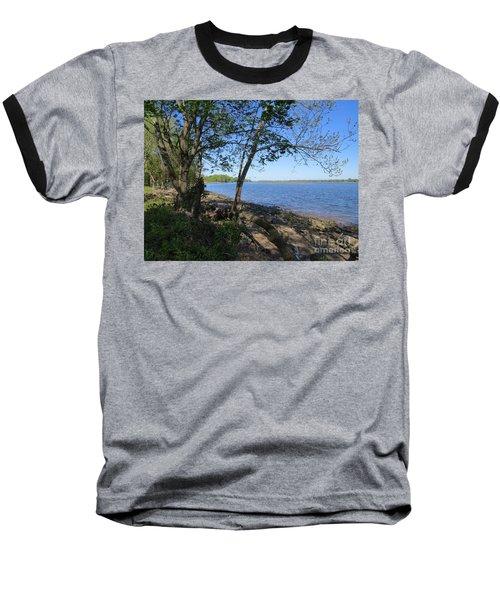 Mud Island Baseball T-Shirt