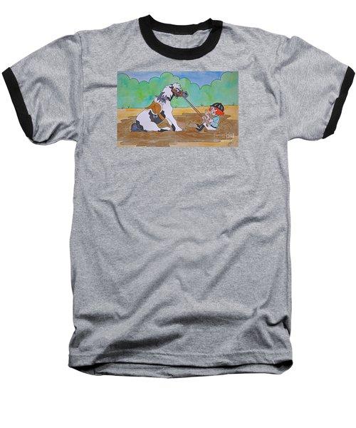 Mud Pony Baseball T-Shirt