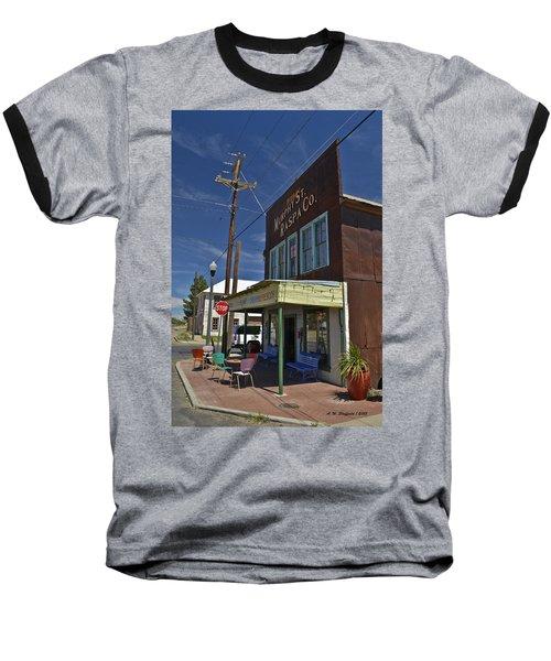 Murphy Street Raspa Baseball T-Shirt