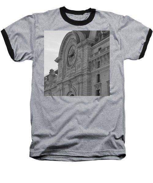 Musee D'orsay Baseball T-Shirt