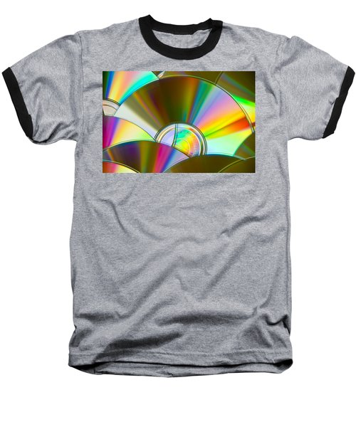Music For The Eyes Baseball T-Shirt