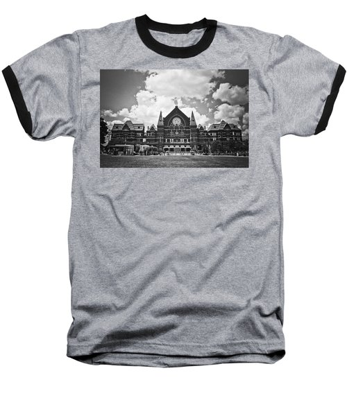 Music Hall 2 Baseball T-Shirt