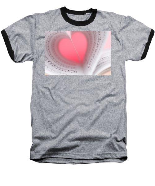 Music Lover Baseball T-Shirt