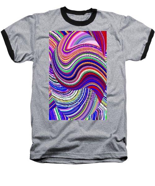 Music To The Eyes Baseball T-Shirt
