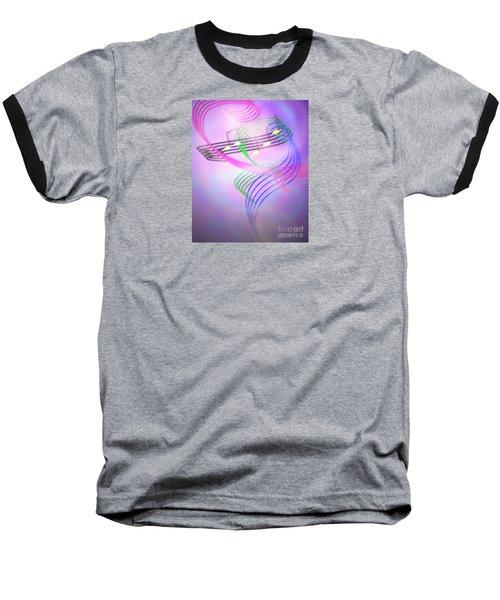 Musical Alchemy Baseball T-Shirt by Dee Davis