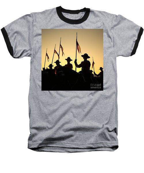 Musical Ride Baseball T-Shirt
