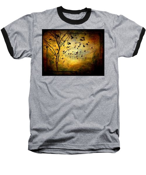 Musicisti Dell'aria Baseball T-Shirt