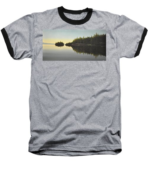 Muskoka Solitude Baseball T-Shirt