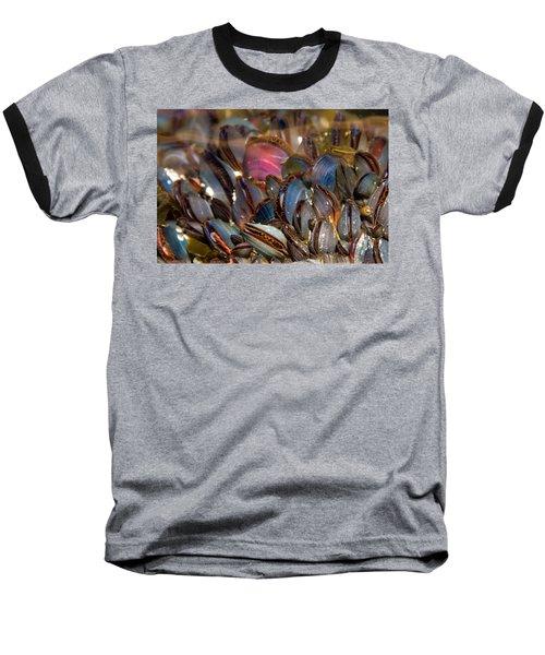 Mussels Underwater Baseball T-Shirt