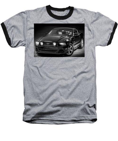 Mustang Gt Baseball T-Shirt