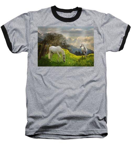 Mustard Reunion Baseball T-Shirt