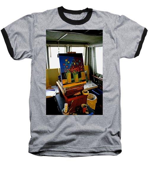 My Art Studio Baseball T-Shirt