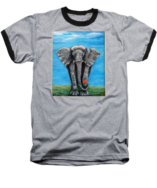 My Big Friend Baseball T-Shirt