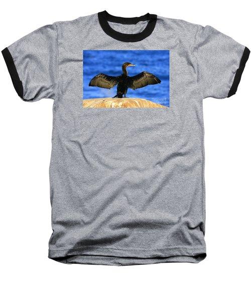 Ocean Dreams Baseball T-Shirt