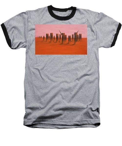 My Dreamtime 3 Baseball T-Shirt