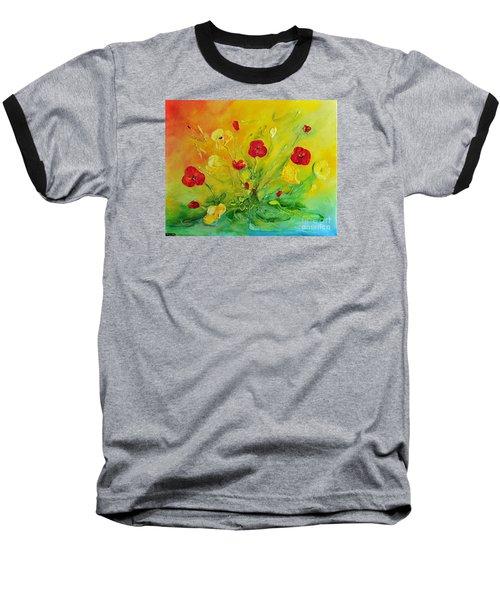 My Favourite Baseball T-Shirt by Teresa Wegrzyn