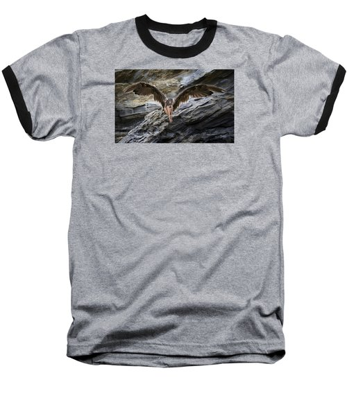My Guardian Angel Baseball T-Shirt