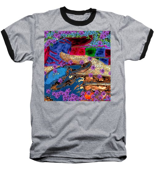 My Hand   Your Hand  And A Helping Hand Baseball T-Shirt