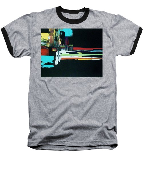 My Karma Ate My Dogma Baseball T-Shirt