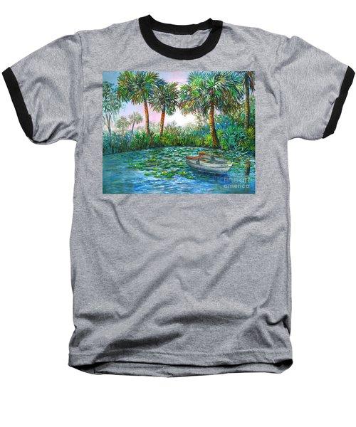 My Little Boat Baseball T-Shirt