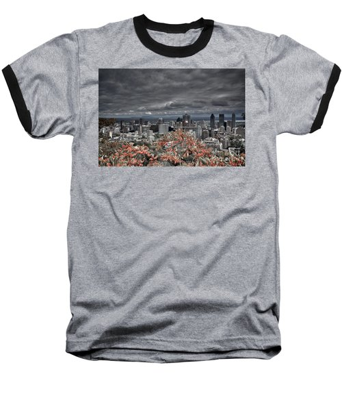 My Montreal's Colors Baseball T-Shirt