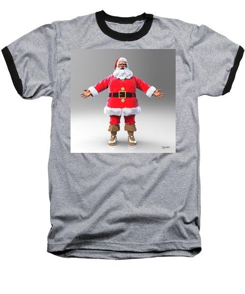 My Name Is Santa Baseball T-Shirt