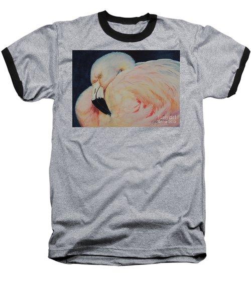 My Pink Flamingo...sold  Baseball T-Shirt