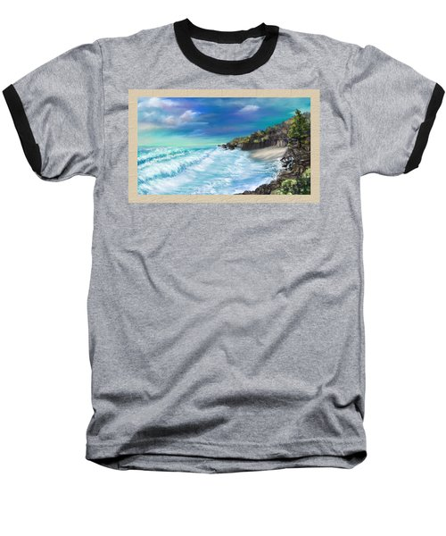 My Private Ocean Baseball T-Shirt