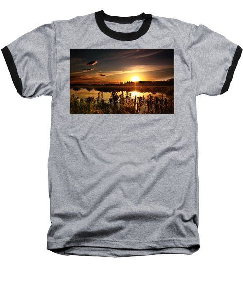My Sandy Floors  Baseball T-Shirt