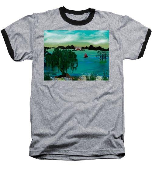 My Secret Hideaway Baseball T-Shirt