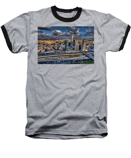 My Sim City Baseball T-Shirt