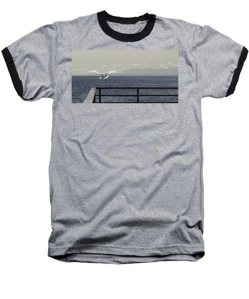 My Soul Is Full Of Longing Baseball T-Shirt
