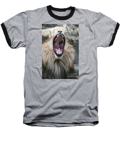 My What Big Teeth You Have Baseball T-Shirt