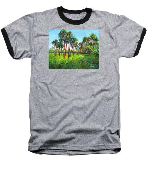 Myakka Palms Baseball T-Shirt