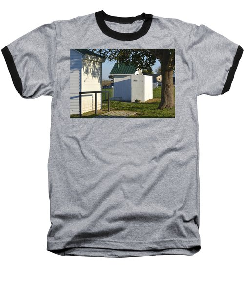 Boys Outhouse Baseball T-Shirt