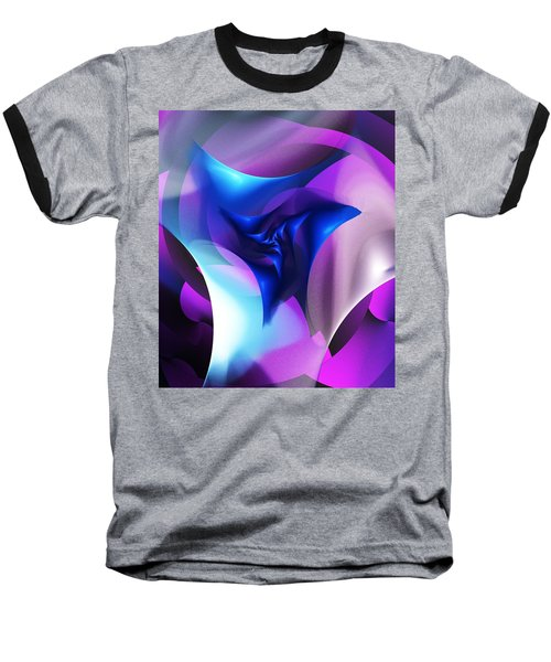Baseball T-Shirt featuring the digital art Mysterious  by David Lane