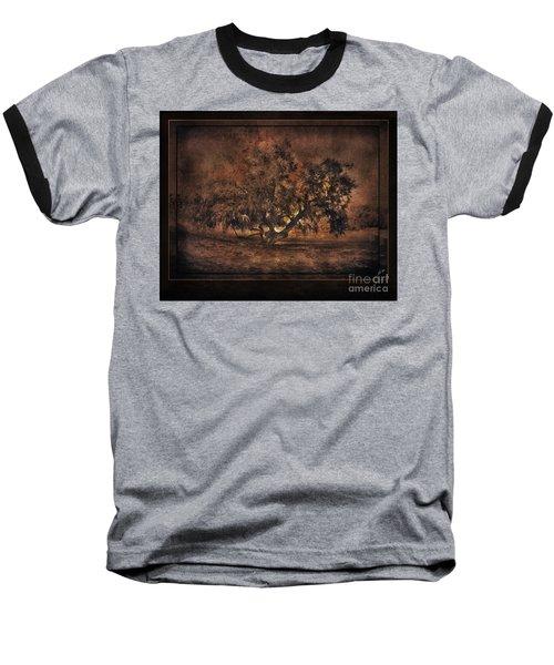 Mysterious Mesquite Baseball T-Shirt