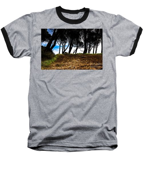 Mystery Of The Forest Baseball T-Shirt