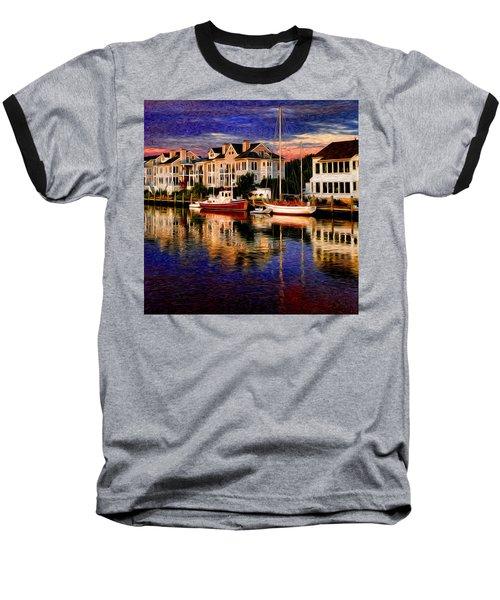 Mystic Ct Baseball T-Shirt
