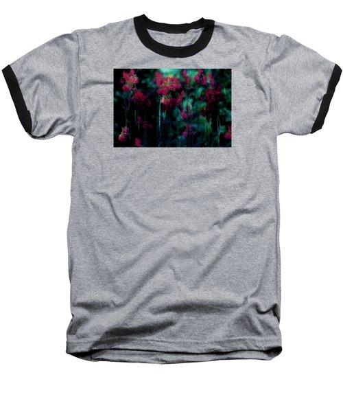 Mystic Dreamery Baseball T-Shirt by The Art Of Marilyn Ridoutt-Greene