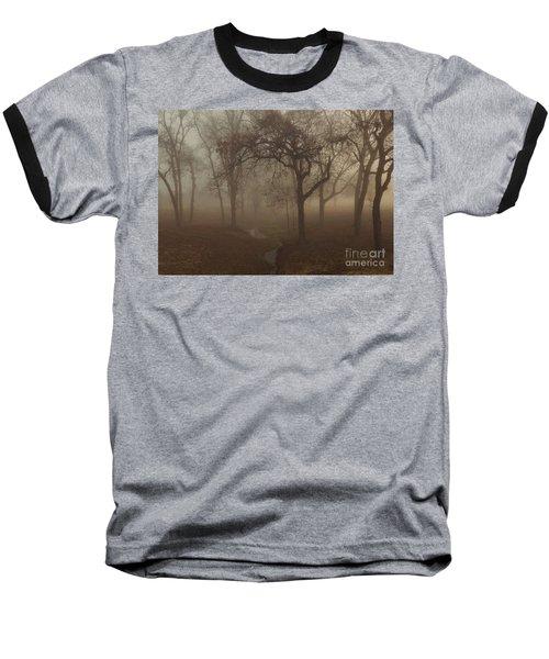 Mystic Forest 004 Baseball T-Shirt by Robert ONeil