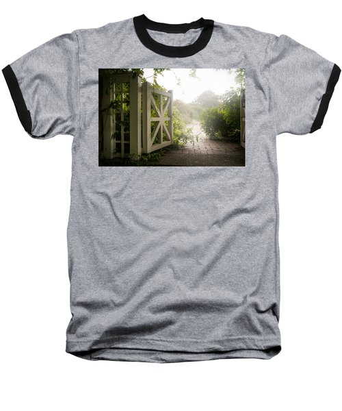 Mystic Garden - A Wonderful And Magical Place Baseball T-Shirt