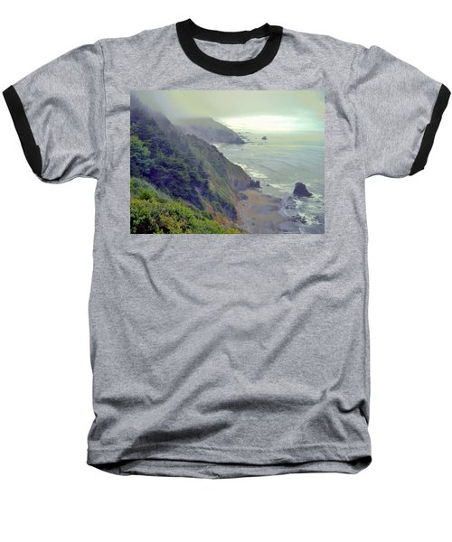 Baseball T-Shirt featuring the photograph Mystic by Marilyn Diaz