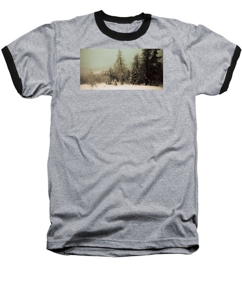 Mystic Woods Baseball T-Shirt
