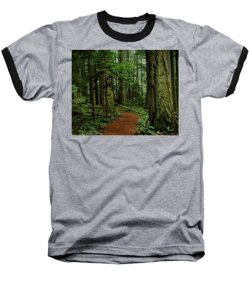 Mystical Path Baseball T-Shirt