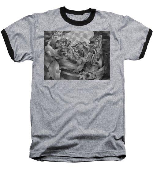 Mystique Baseball T-Shirt