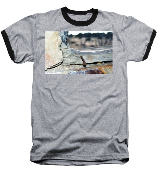 Nail On The Trail Baseball T-Shirt