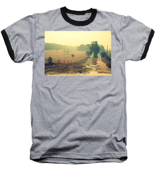 Naked Tree Farm Baseball T-Shirt