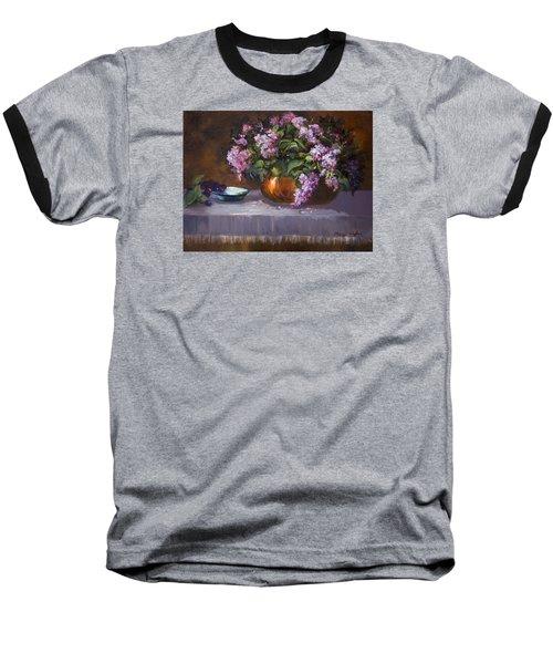 Nancy's Reverie Baseball T-Shirt