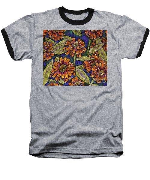 Nazinnias Baseball T-Shirt